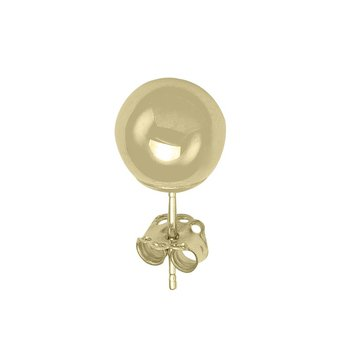 7MM Ball Stud Earring