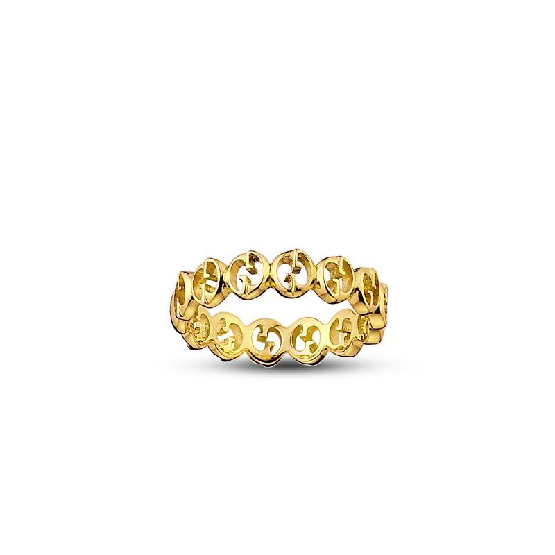 Gucci Jewellery Gucci 18K Yellow Gold 1973 Small Ring