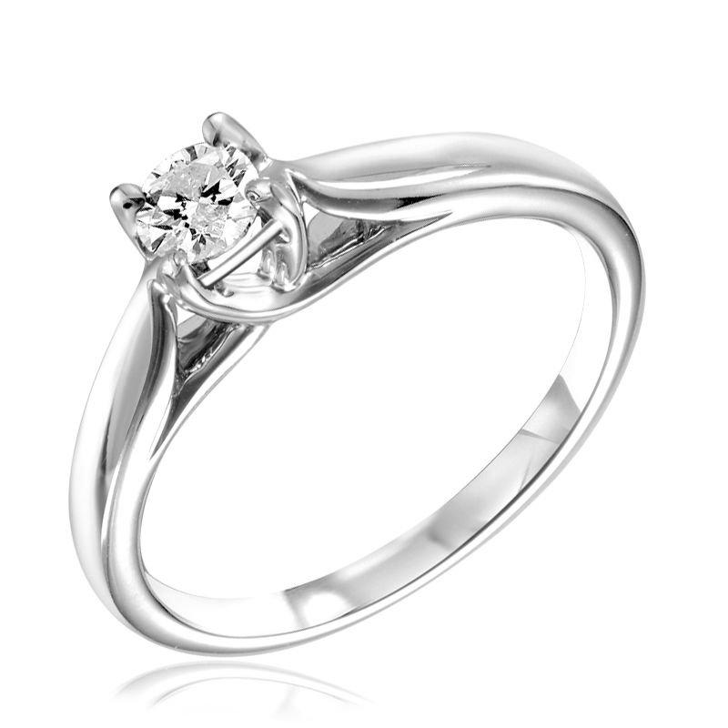RNB Bijoux Jewellery Solitaire Diamond Ring
