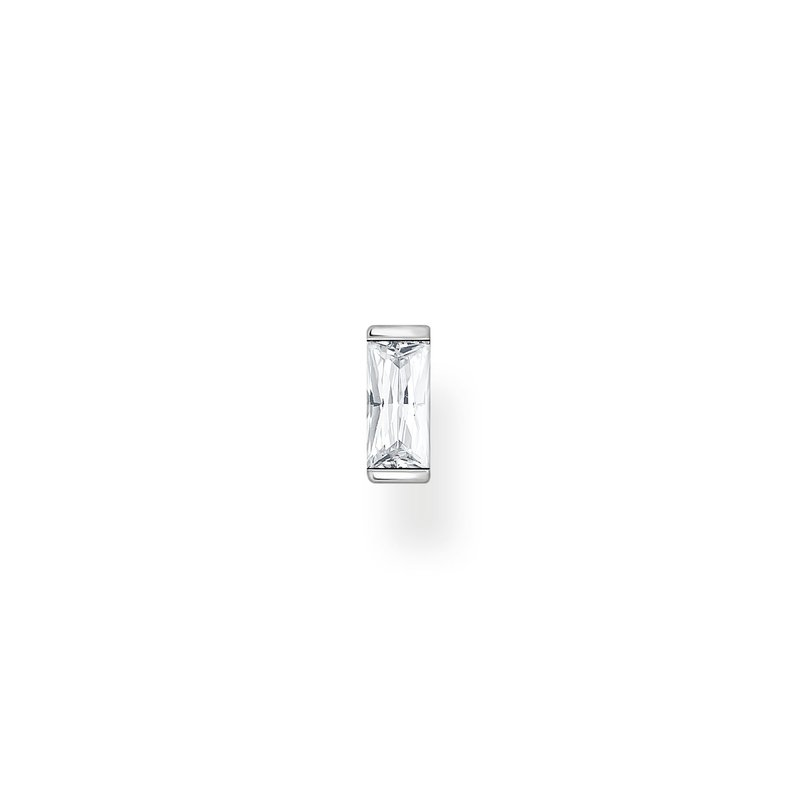 Thomas Sabo White Stone Earring
