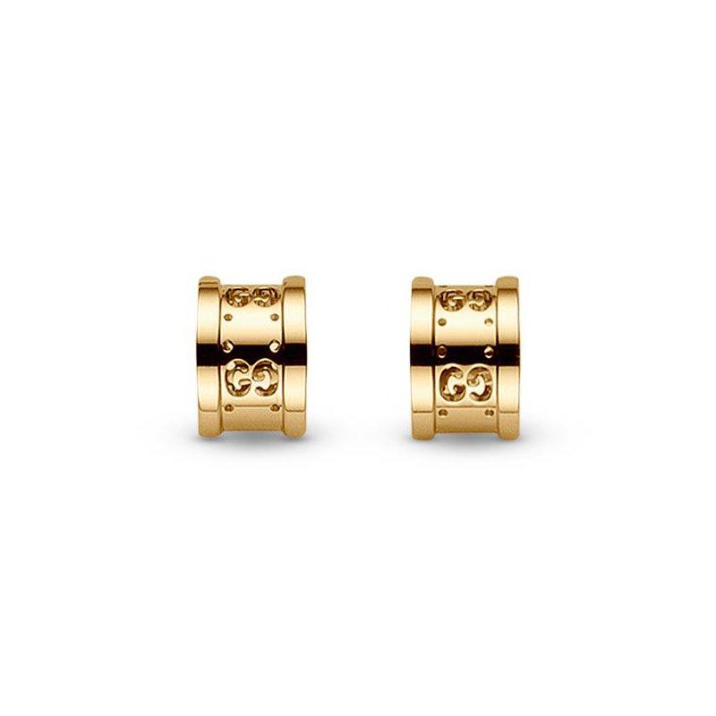 Gucci Jewellery Gucci Gold Icon Twirl Earrings