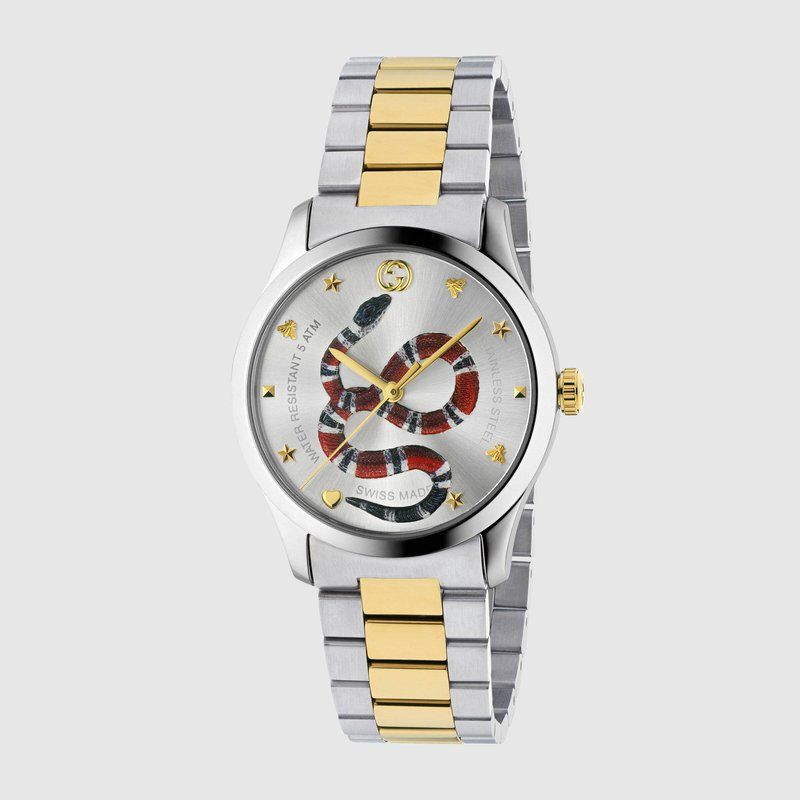 Gucci Timepieces G Timeless