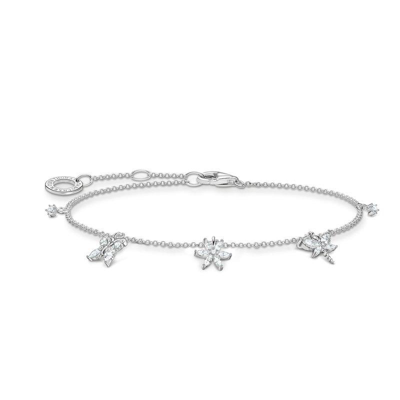 Thomas Sabo Butterfly Bracelet