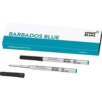 Ballpoint Pen Refill Barbados Blue