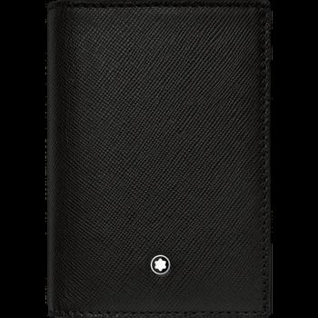 Montblanc Sartorial Business Card Holder Black