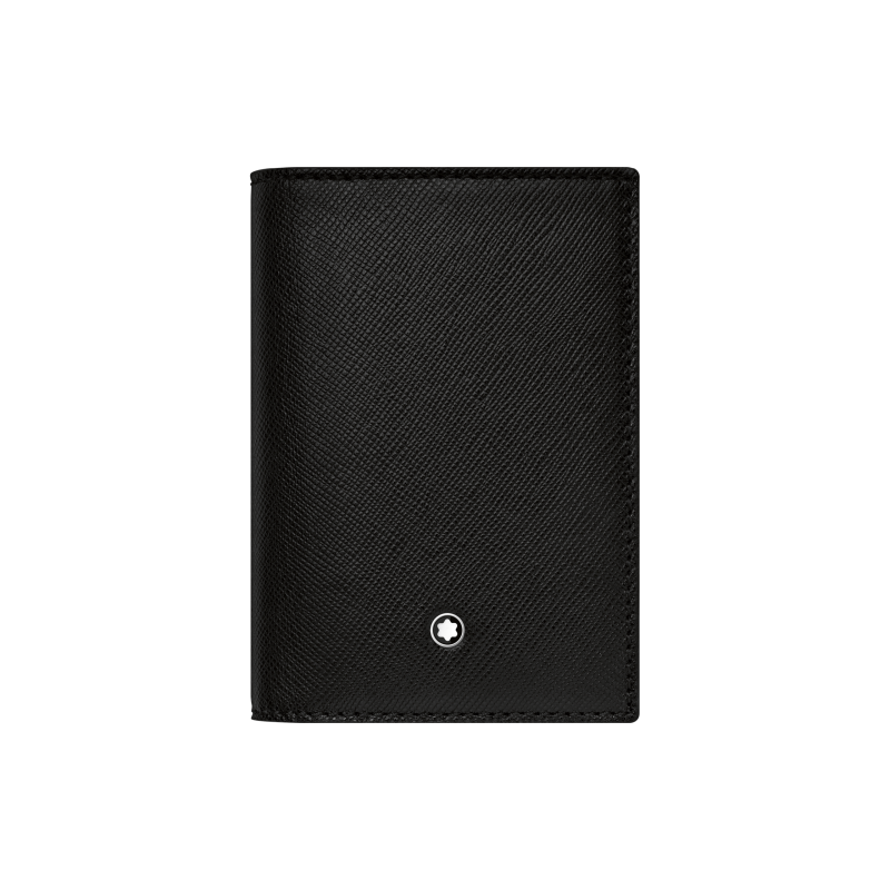 Montblac Montblanc Sartorial Business Card Holder Black