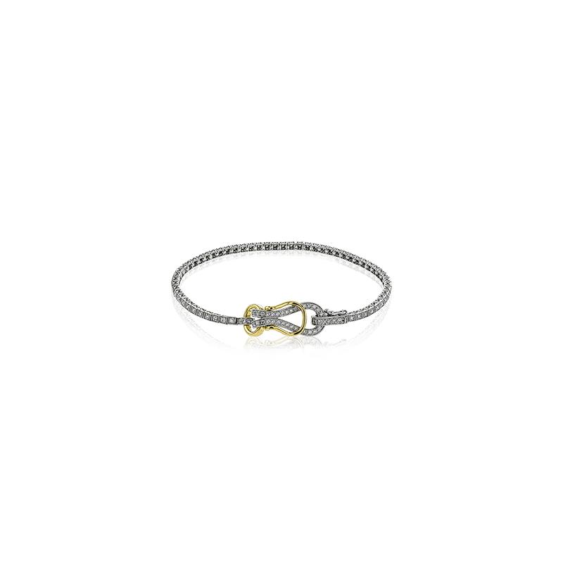 Simon G Buckle Bracelet