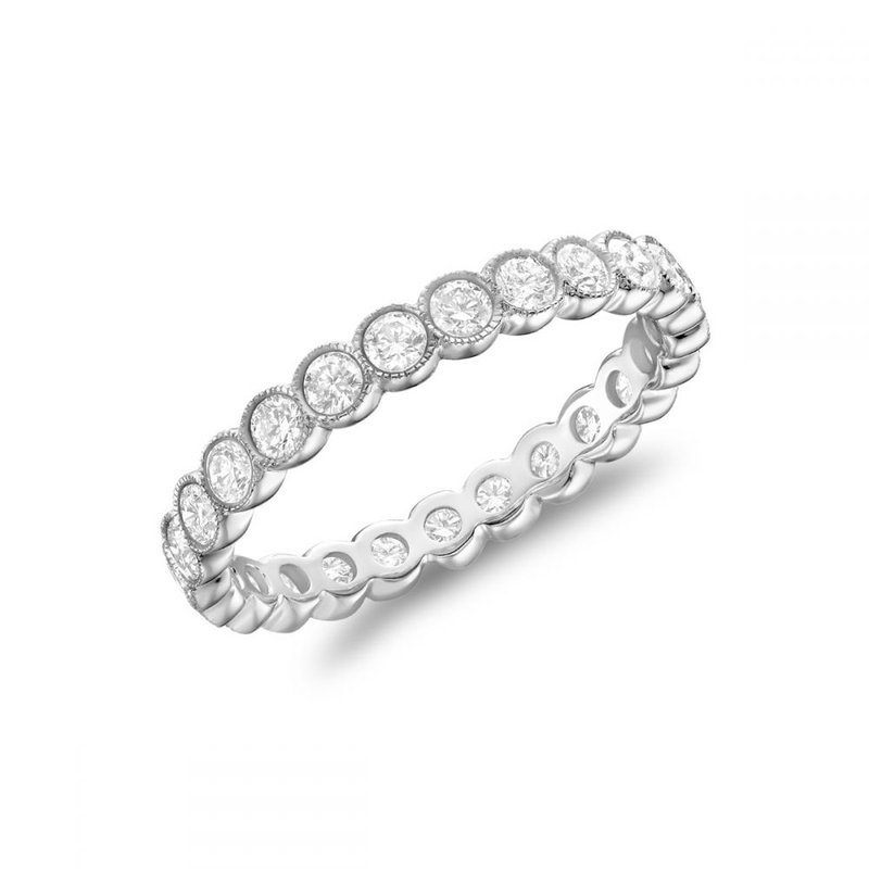 RNB Bijoux Jewellery Eternity Diamond Band