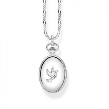 Dove Oval Locket
