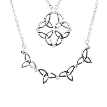 Celtic Synergy Necklace