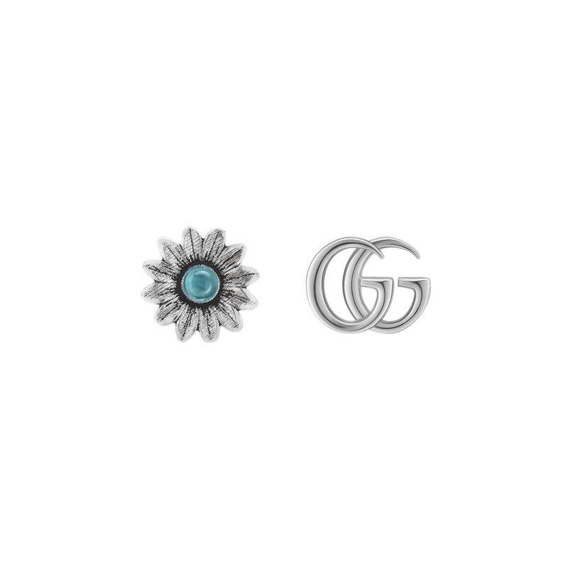 Gucci Jewellery GG Marmont Flower Earrings