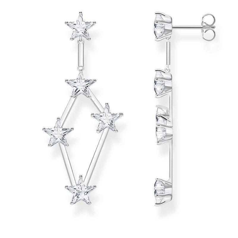 Thomas Sabo Star Dangle Earrings