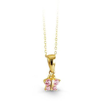 Baby Butterfly Pendant
