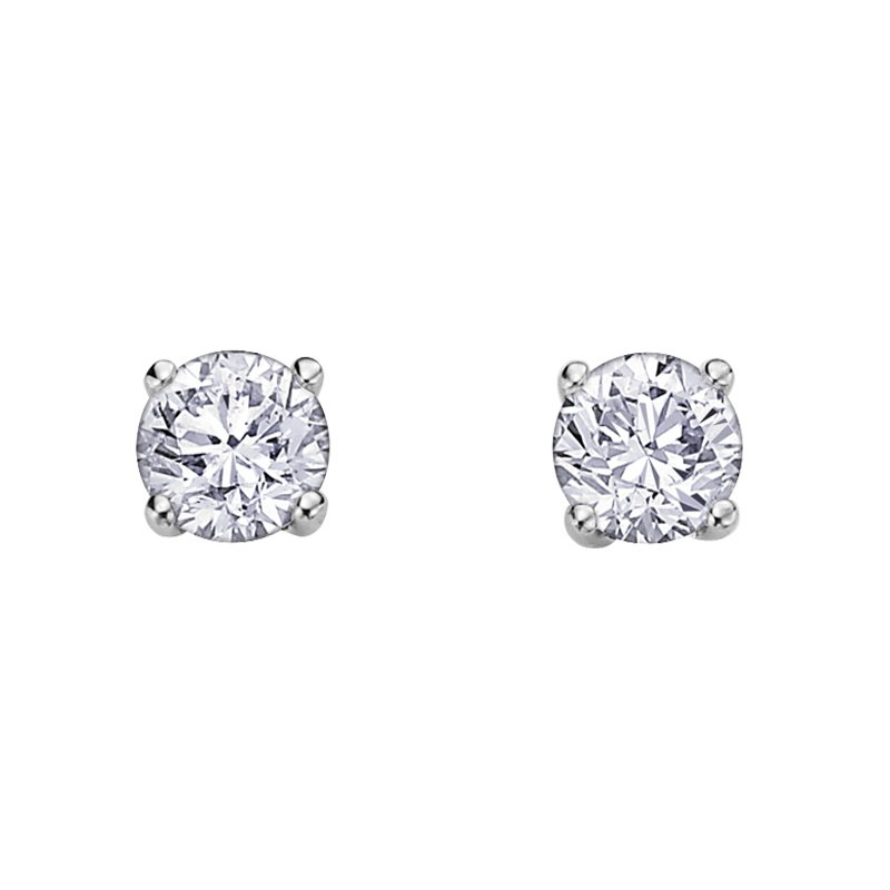 The Collection Diamond Earrings