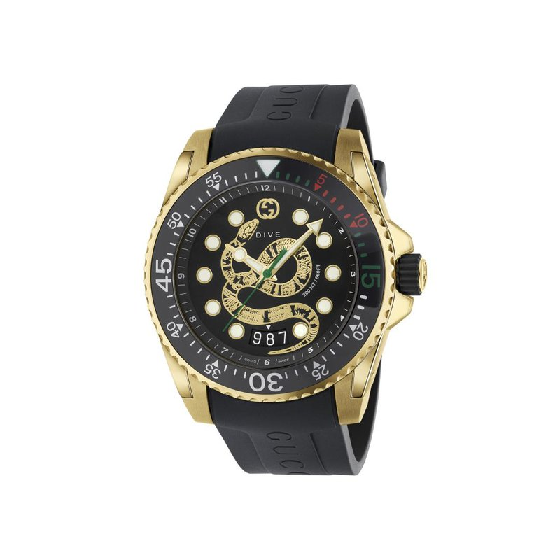 Gucci Timepieces Gucci Dive Watch