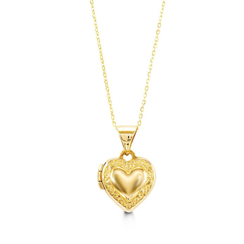 The  Collection Baby Heart Locket Pendant