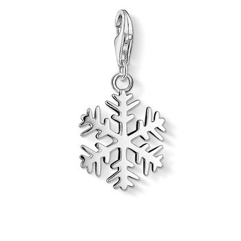 Charm Pendant Snowflake