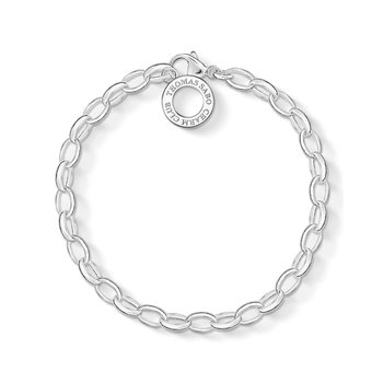 Sterling SIlver Charm Bracelet Classic Small