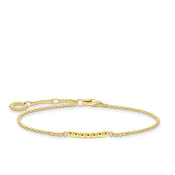 Dots Gold Bracelet