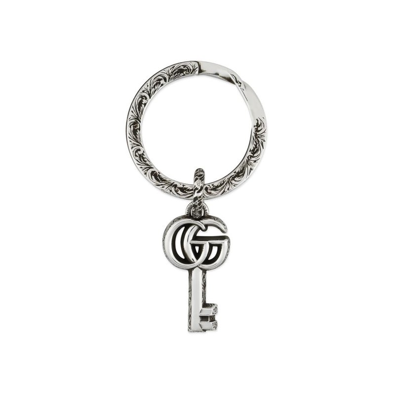 Gucci Jewellery GG Marmont Keyring