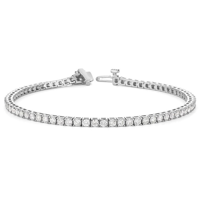 RNB Bijoux Jewellery Diamond Tennis Bracelet
