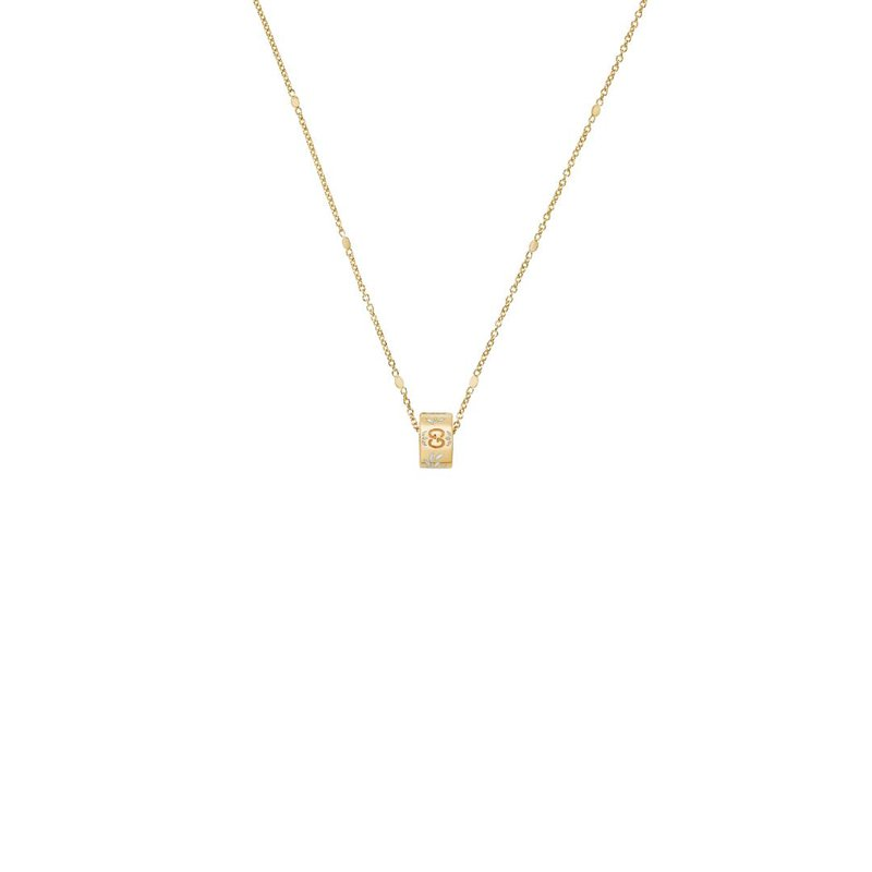 Gucci Jewellery Gucci Icon Blooms Necklace