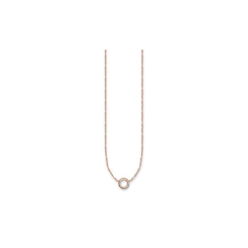 Thomas Sabo Charm Holder Necklace