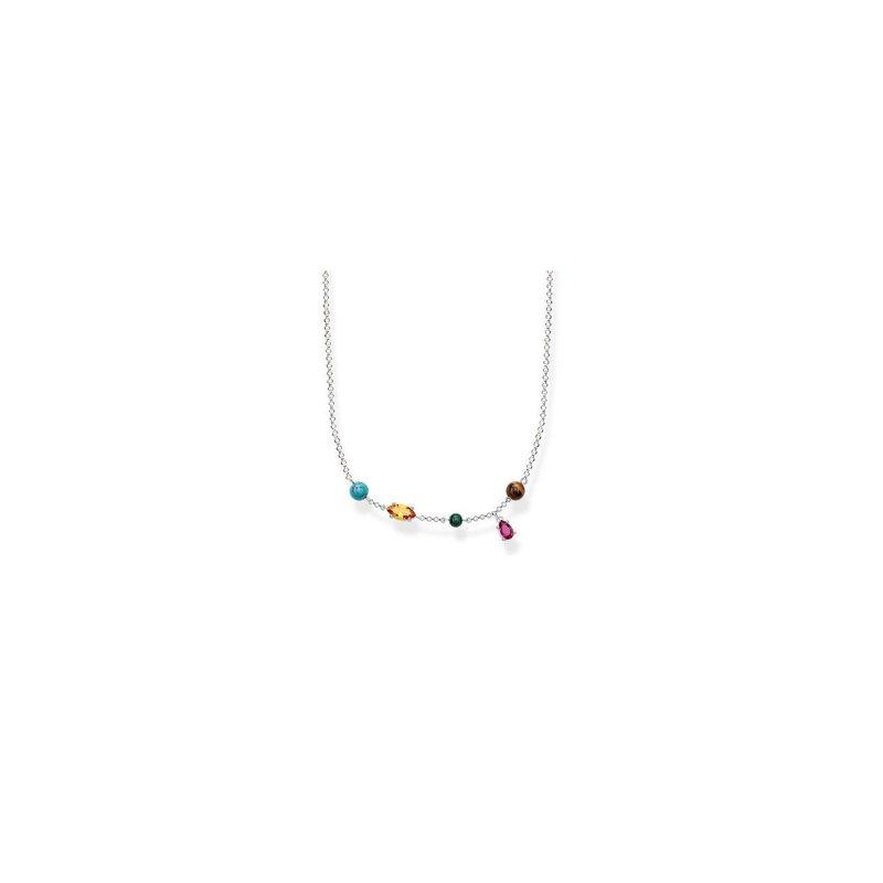 Thomas Sabo Riviera Colours Necklace