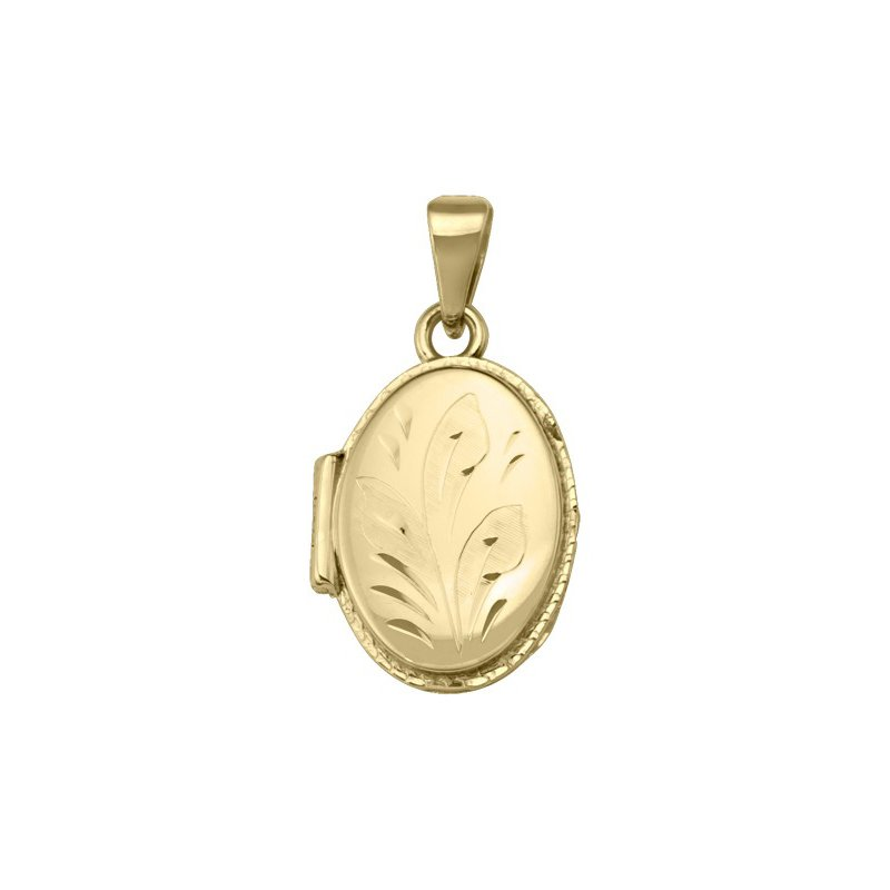 The Collection Oval Locket