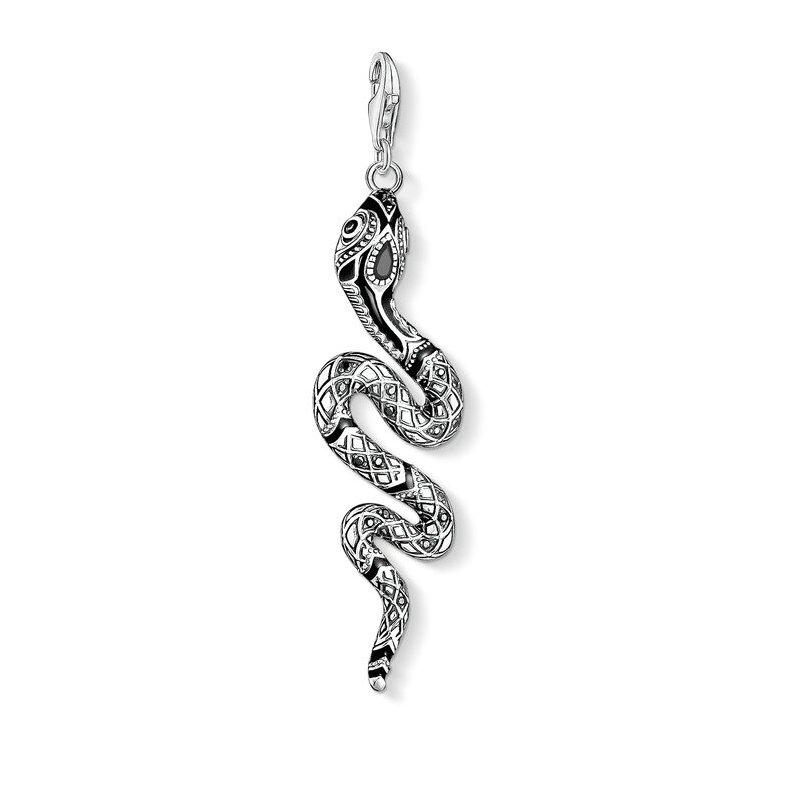 Thomas Sabo Snake Pendant Charm