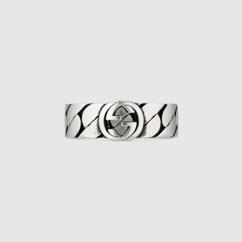 Gucci Jewellery Interlocking G Ring