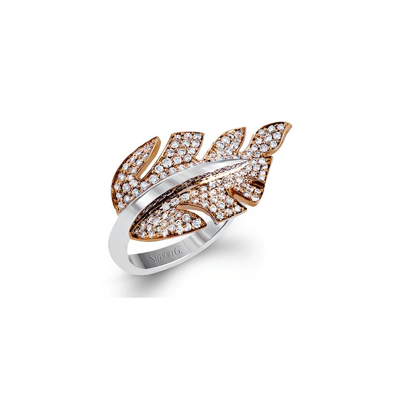 Simon G Garden Ring