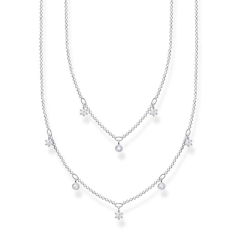 Thomas Sabo Double Strand Necklace
