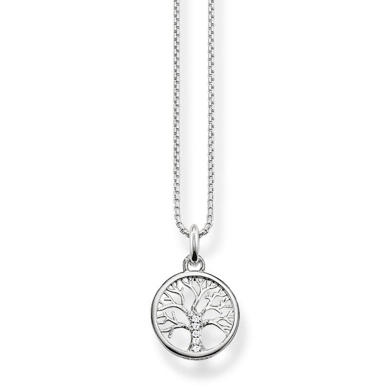 Thomas Sabo Tree Of Love Silver