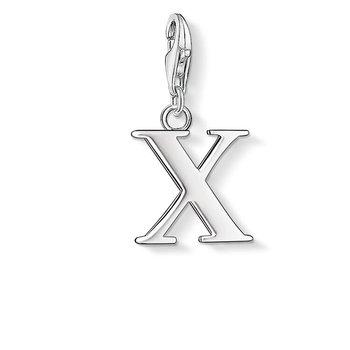 Charm Letter X