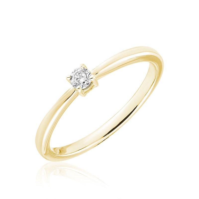 RNB Bijoux Jewellery Diamond Solitaire Ring