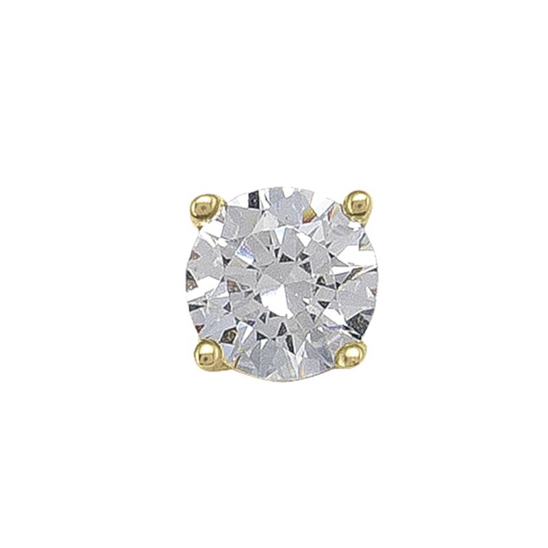 The Collection 5 mm Cz Stud Earrings