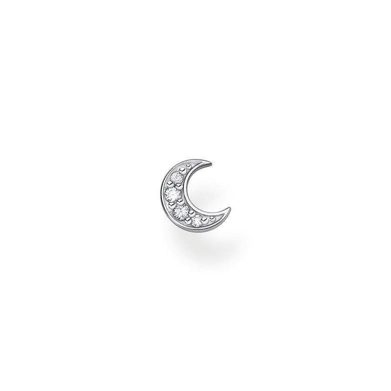 Thomas Sabo Moon Stud Earring