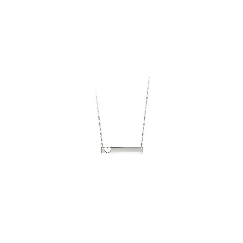 The  Collection Bella Collection Bar Necklace