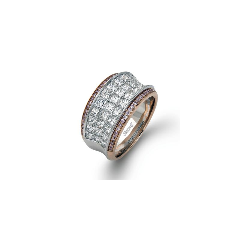Simon G Simon-Set Anniversary Ring