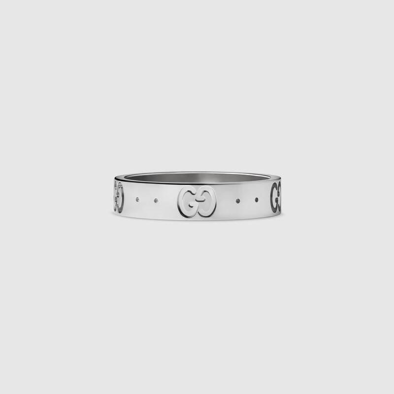 Gucci Jewellery Icon Thin Band