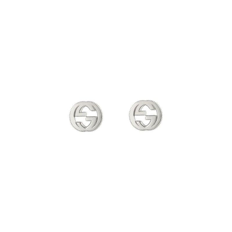Gucci Jewellery Interlocking G Earrings