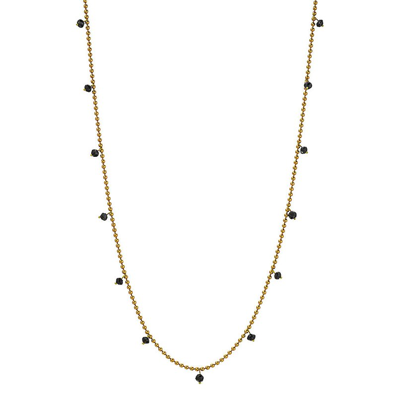 The Collection Black Diamond Necklace