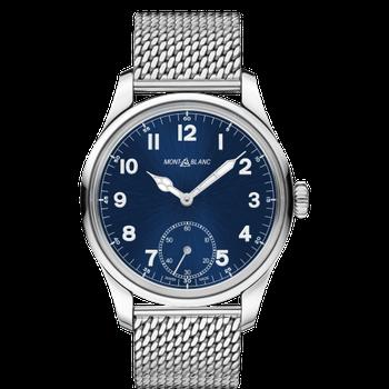 1858 Blue Dial Men's Watch