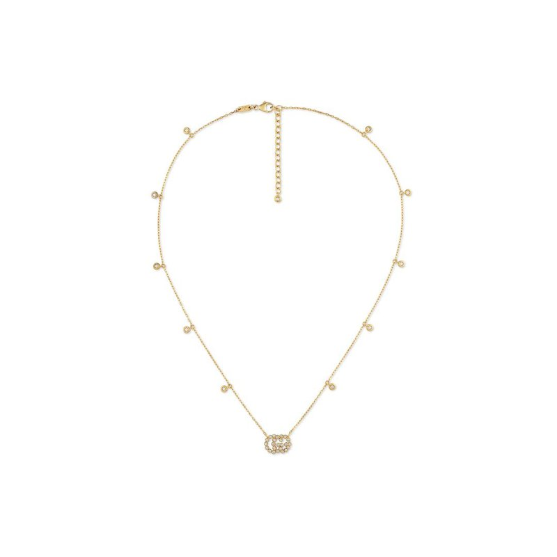 Gucci Jewellery Gucci GG Running Necklace