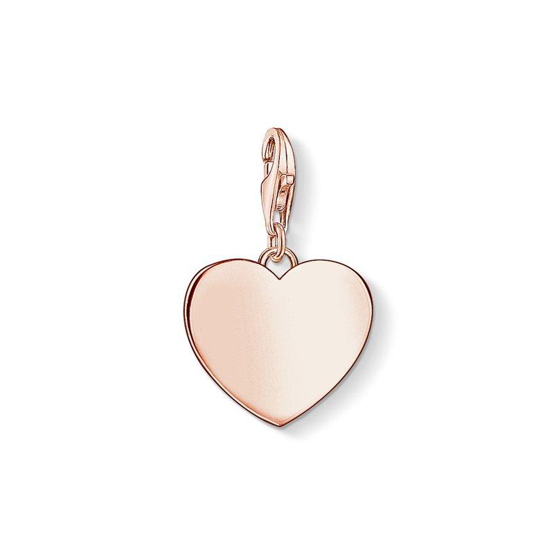 Thomas Sabo Heart Charm Pendant