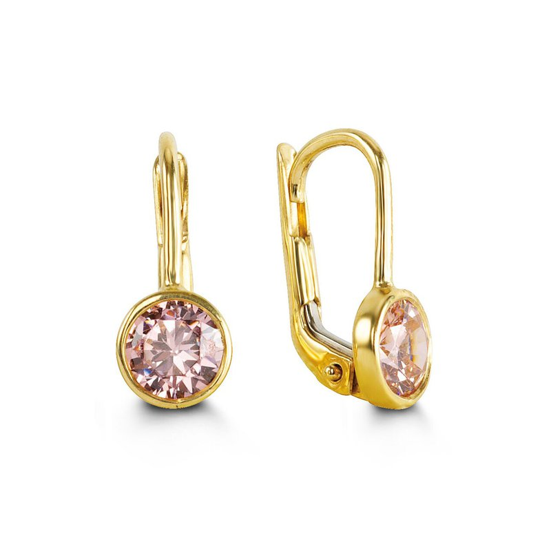 The  Collection Lever Back Earrings