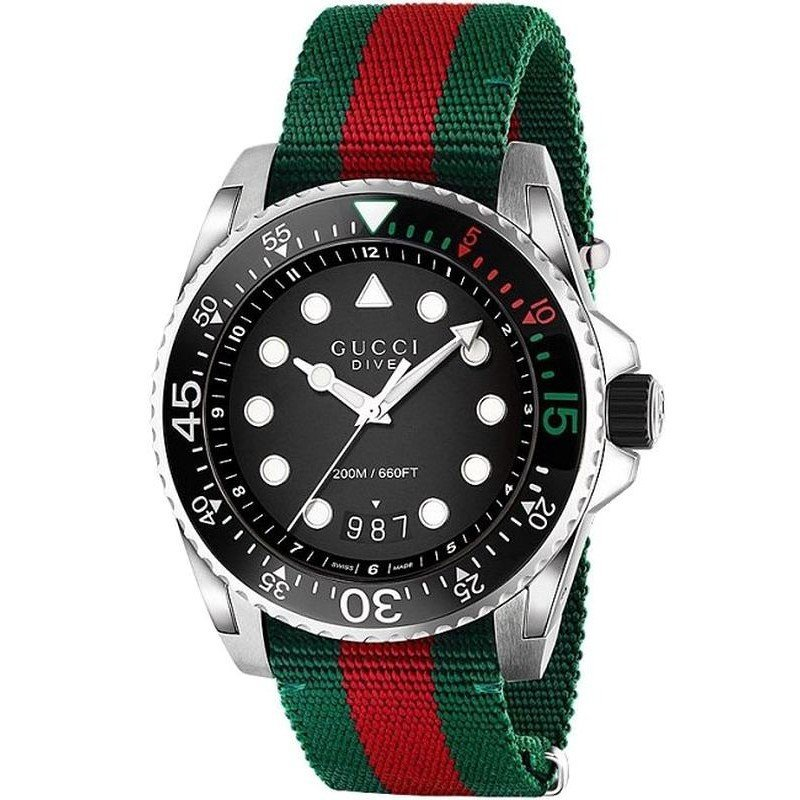Gucci Timepieces Gucci Dive XL