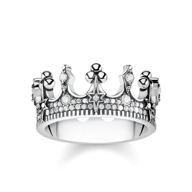 Thomas Sabo Crown Ring