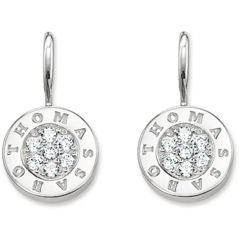 Thomas Sabo Earrings Cz